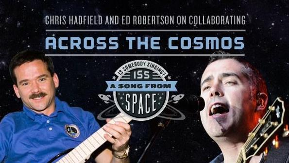 First Space to Earth Musical Collaboration: THE REAL SPACE JAM!