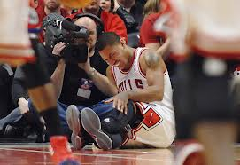 Derrick Rose Done for the Year!?