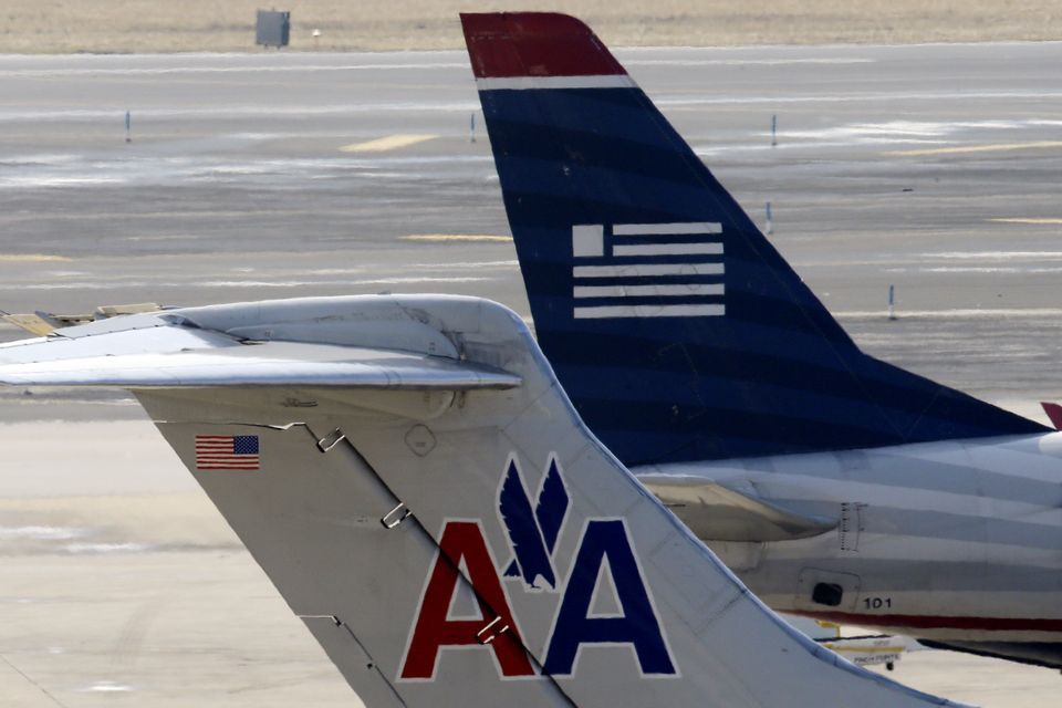 American And U.S. Airlines Are Merging!