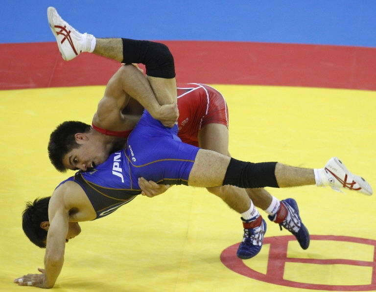 Wrestling Is Dropped From Olympics!
