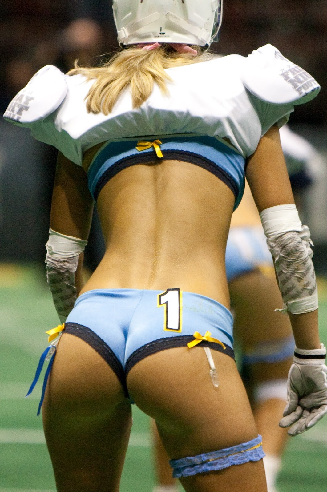 Lingerie Football league..do I need to say more