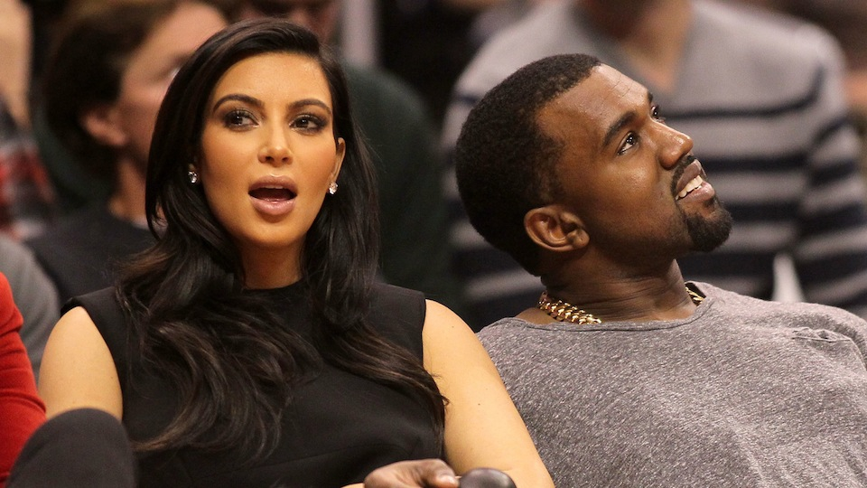 Star Struck Employee Lets Kim And Kanye Bypass Security At An Airport.