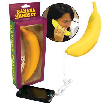 Banana Hand Set for Iphone от Marinara за 15 feb 2013