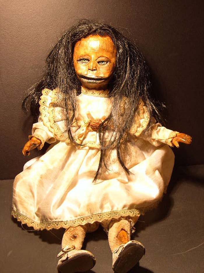 Scariest Dolls You'll Ever See!