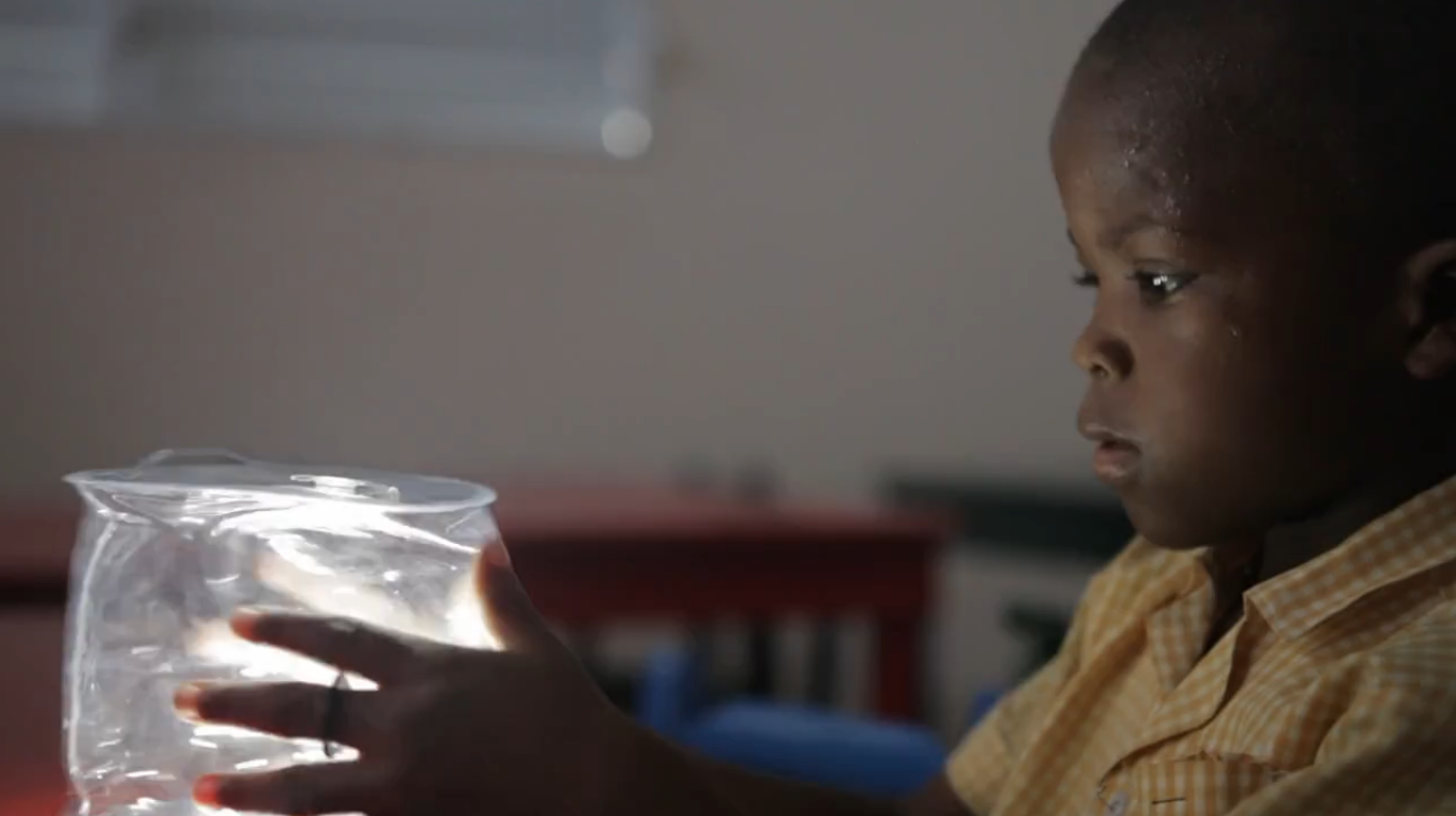Solving the Crisis of Energy Poverty One Solar-Powered Lamp at a Time
