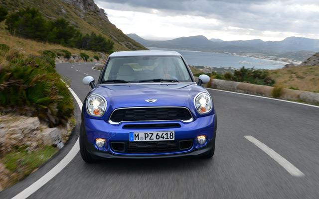 New Mini Cooper Looks Like an Alien от Marinara за 15 feb 2013