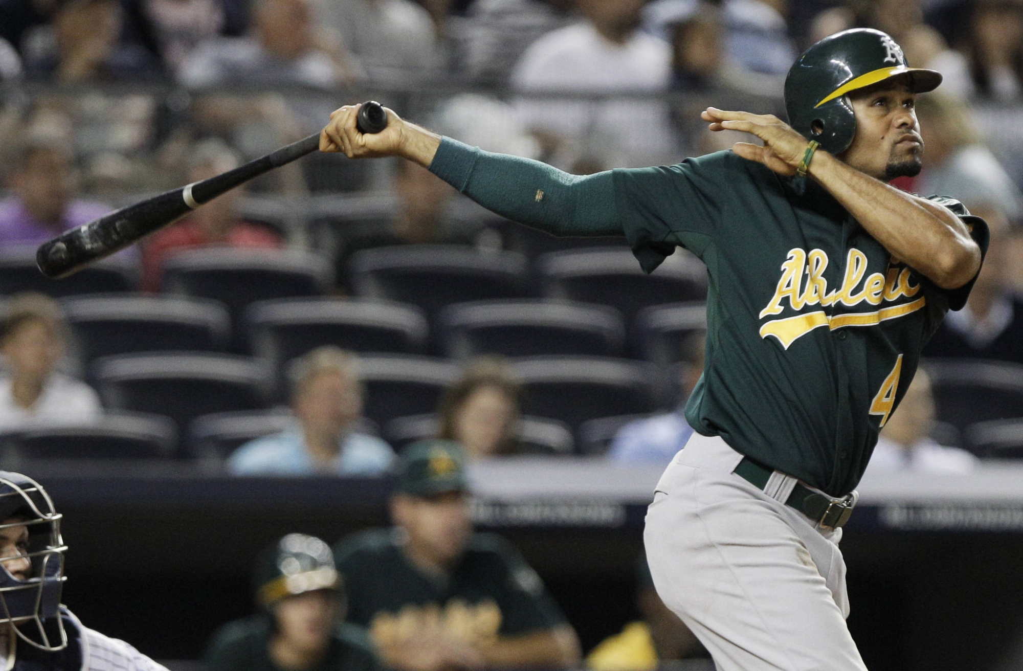 Will The A's Be able to compete in the west?