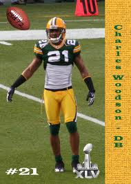 The Packers Release Charles Woodson