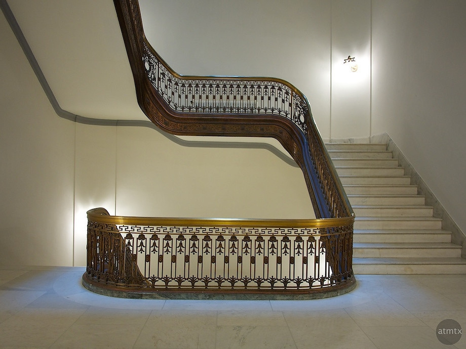 Creative Banisters.