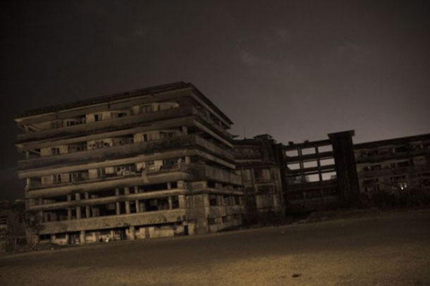 The Tragic Demise Of The Grande Hotel In Mozambique