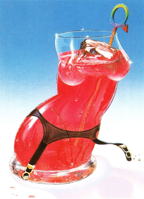 A Look At The Astonishingly Bizarre Art Of The 1980s