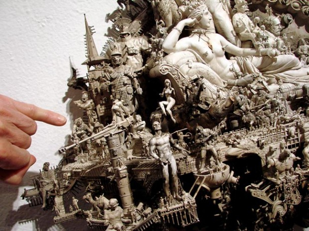 These Terrifying Sculptures Will Keep You Awake At Night