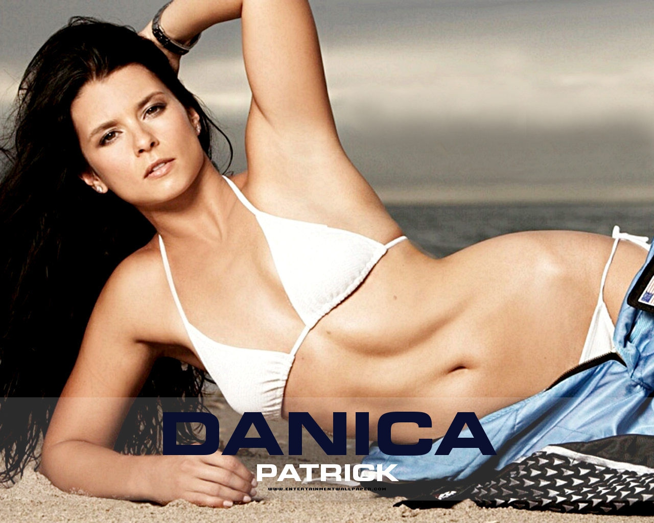 Danica Patrick is One Hott Racer