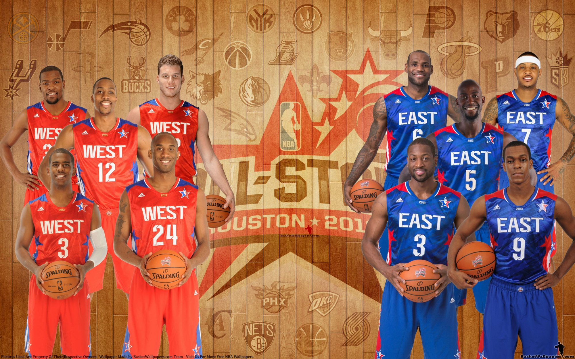 West wins in 2013 All-Star Game