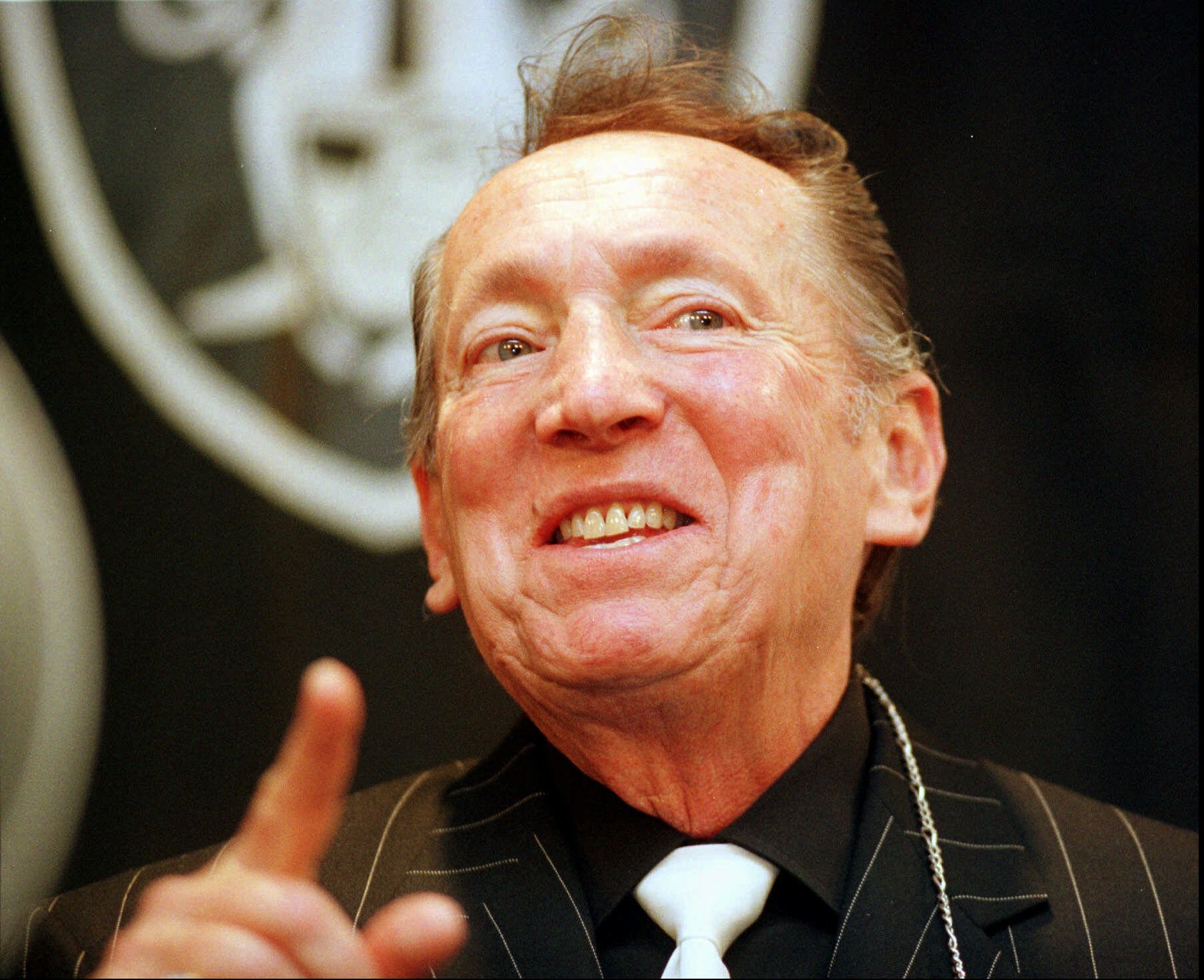The Many Faces of the Great Al Davis