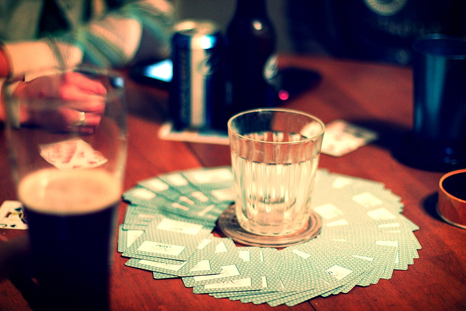 10 fun Drinking games