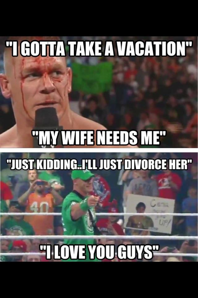 Funny Photos from the WWE