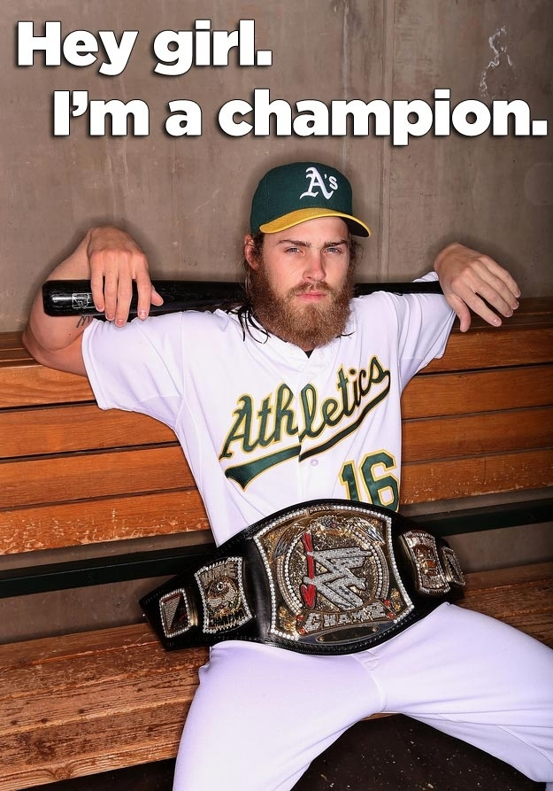 Happy Birthday Josh Reddick of Theoakl and A's