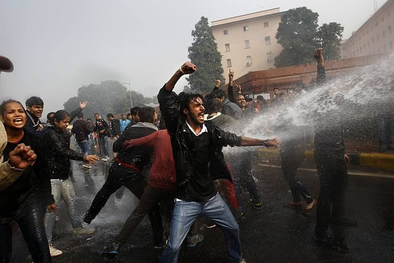 An Outbreak Of Anti-Rape Protests In India!