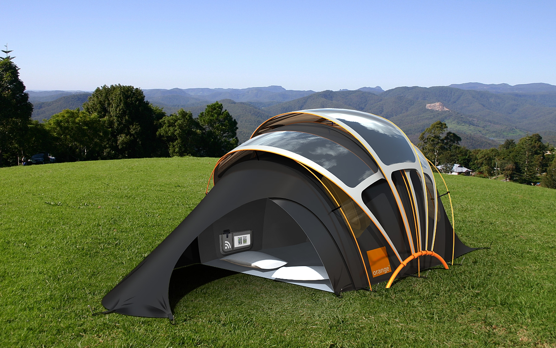 Awesome Tents In Disguise.