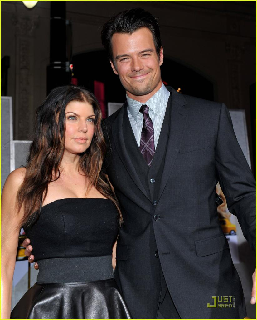 Cute Celeb Couple Josh Duhamel and Fergie Expecting Their First Baby