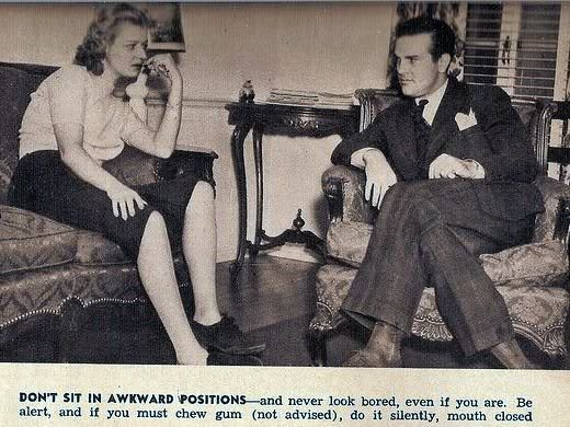 Priceless Dating Advice from the 1930's