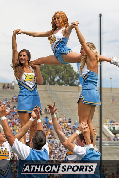 30 Hot College Cheerleaders! Best of 2012 part 2