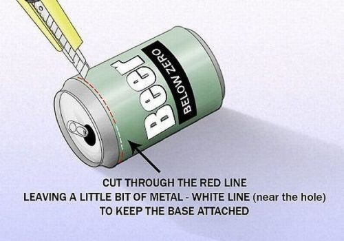 How to boost your WiFi signal with a beer can