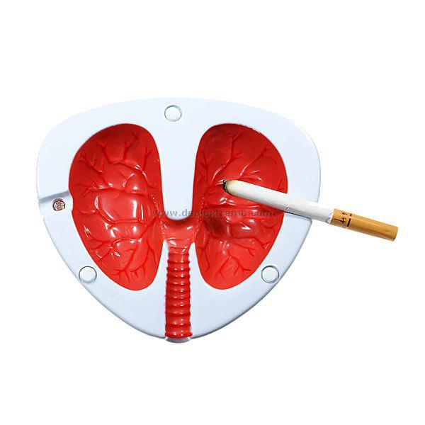 Never Late to Quit, These Ashtrays Might Help