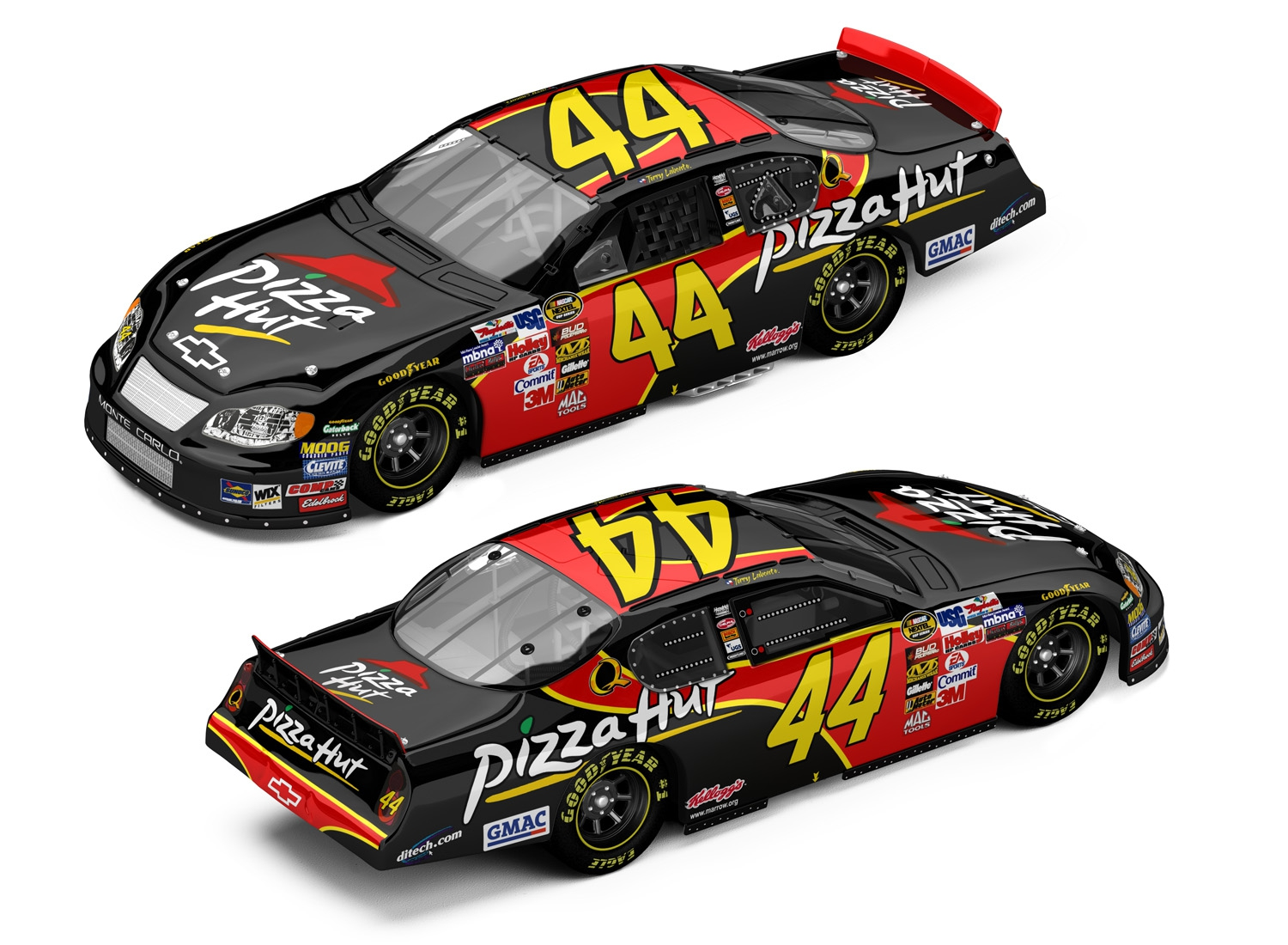 40 Greatest Paint Jobs In Nascar Part 1
