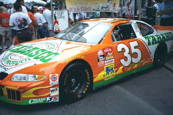 40 Greatest Paint Jobs In Nascar Part 2