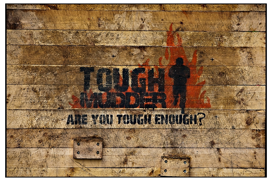 Are you ready for The Tough Mudder Challenge