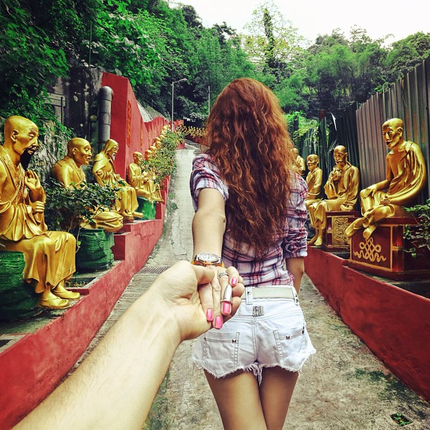 Incredible Ways To Take Someone's Hand On A Journey