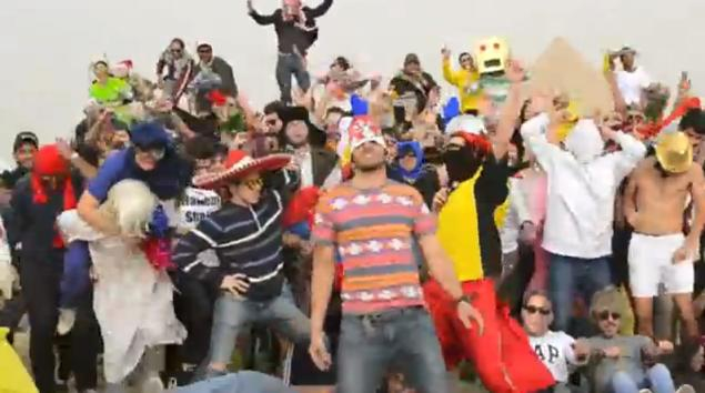 Teens Arrested in Egypt for Doing the Harlem Shake in their Underwear