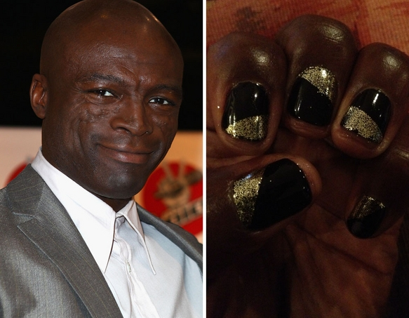 Celeb Nail Art - Who Wore It Best?
