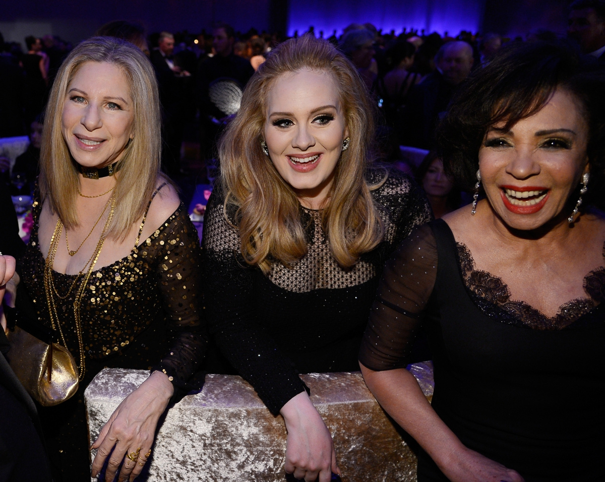 The Stars At The Parties of 2013 Oscar