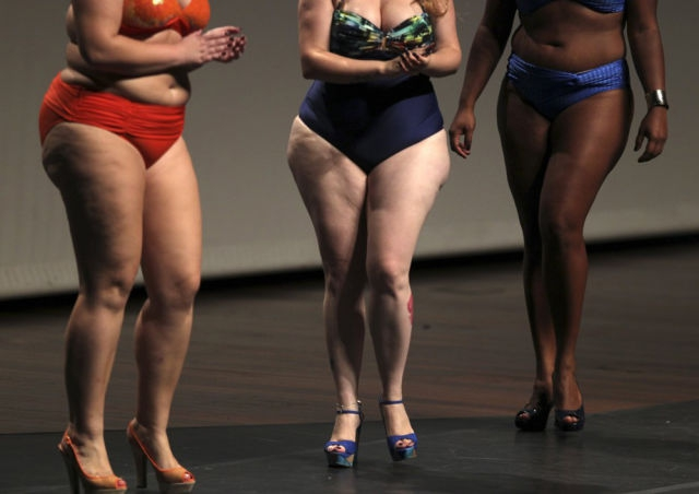 Brazil Holds A Fashion Show with A Difference