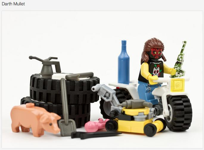 Humorous LEGO Scenes by Christian Cantrell