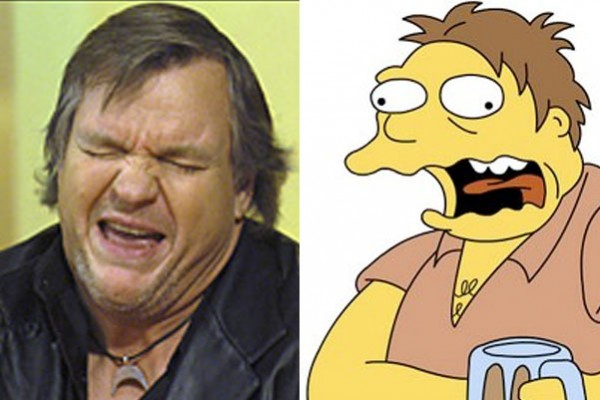 Musicians Who Look Exactly Like Cartoon Characters