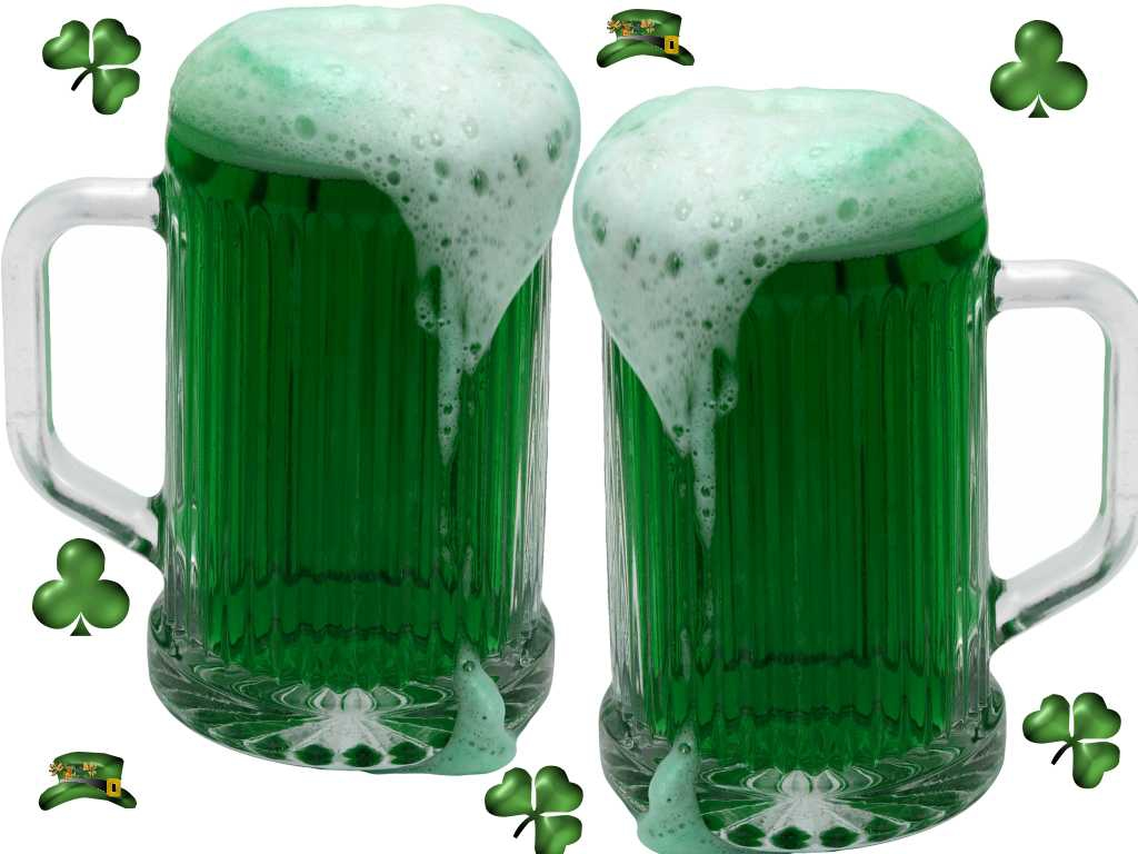 5 Easy Steps To Making Green Beer For St. Patrick's Day