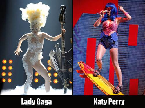Battle it out! Whose Stage Outfits are Better?