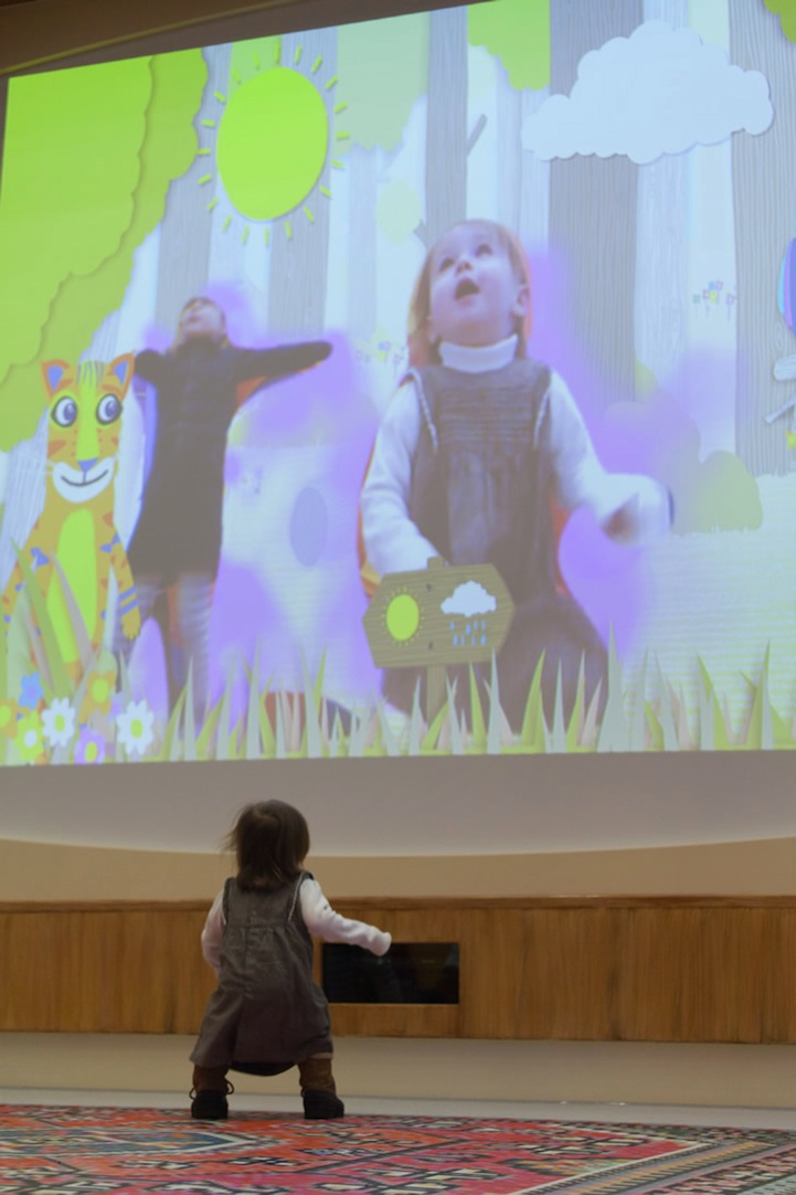 New Hospital Playroom Shows Healing Power of Art and Play