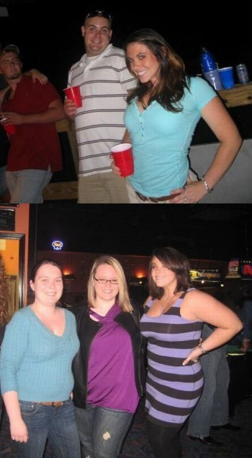 From Hot to Overweight