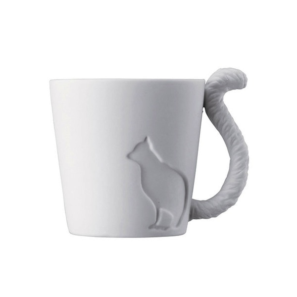 Adorable Mugs Feature Animals and Their Tails