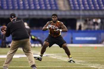 Top 10 Mock Draft Post NFL Combine
