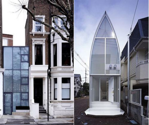 Super thin buildings: Make me feel fat