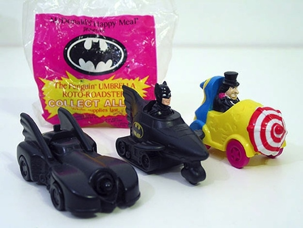 Most Awesome Happy Meal Toys Of The '90s