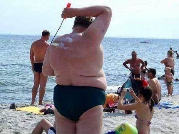 Summer Beach Fails