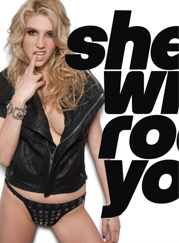 Is Ke$ha Actually Hott?