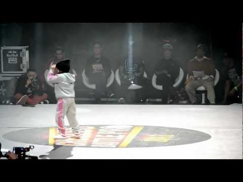 Chelles Battle Pro 2013 6 Year Old B Girl Goes Hard